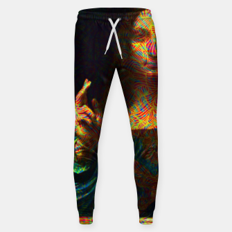 Thumbnail image of Salvator Mundi Sweatpants, Live Heroes