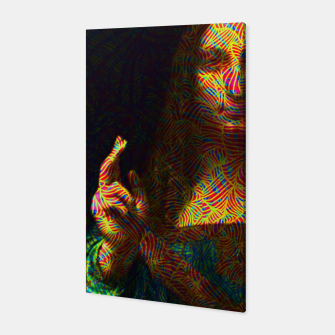 Thumbnail image of Salvator Mundi Canvas, Live Heroes