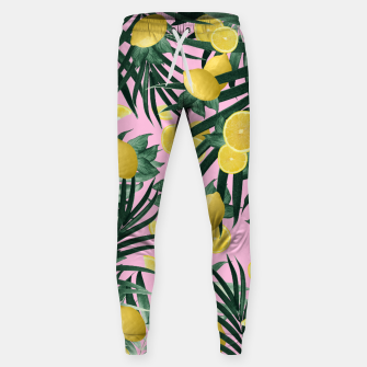 Miniaturka Summer Lemon Twist Jungle #6 #tropical #decor #art Hosen, Live Heroes