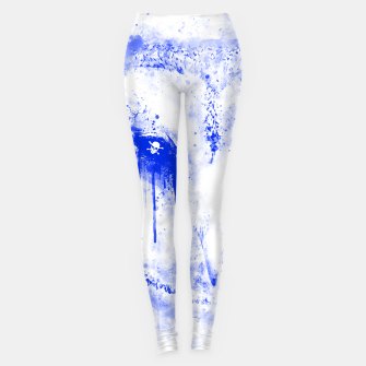 Thumbnail image of barn owl wsdb Leggings, Live Heroes