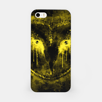 Thumbnail image of barn owl wsdbi iPhone Case, Live Heroes