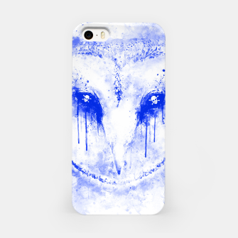 Thumbnail image of barn owl wsdb iPhone Case, Live Heroes