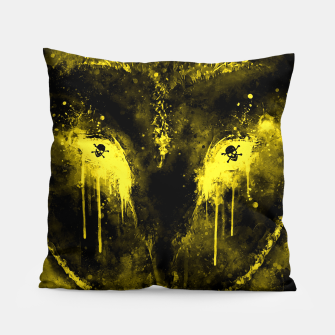 Thumbnail image of barn owl wsdbi Pillow, Live Heroes