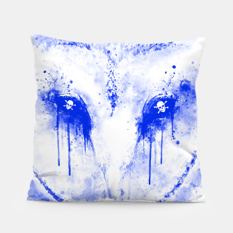 Thumbnail image of barn owl wsdb Pillow, Live Heroes