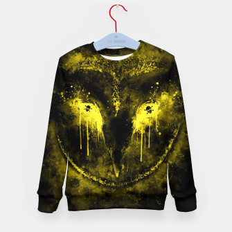 Thumbnail image of barn owl wsdbi Kid's sweater, Live Heroes