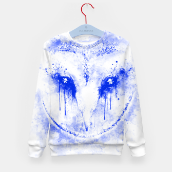 Thumbnail image of barn owl wsdb Kid's sweater, Live Heroes