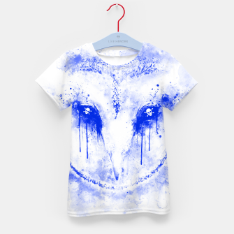 Thumbnail image of barn owl wsdb Kid's t-shirt, Live Heroes