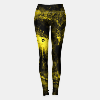 Thumbnail image of barn owl wsdbi Leggings, Live Heroes