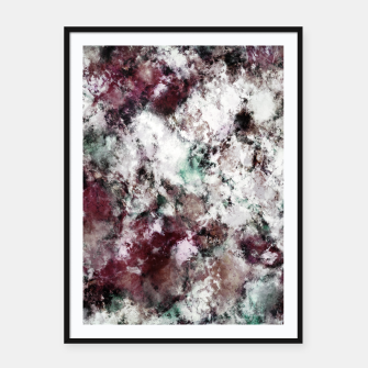 Thumbnail image of Snowcap Framed poster, Live Heroes