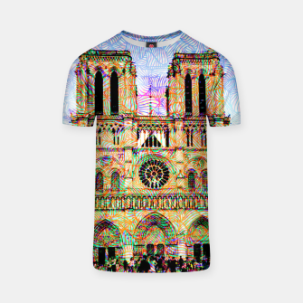 Thumbnail image of notre dame T-shirt, Live Heroes