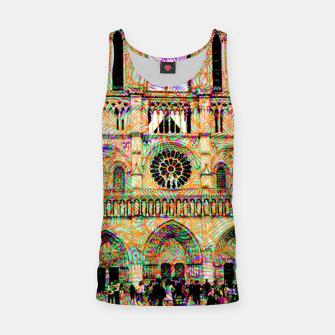 Thumbnail image of notre dame Tank Top, Live Heroes