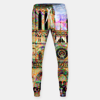 Thumbnail image of notre dame Sweatpants, Live Heroes
