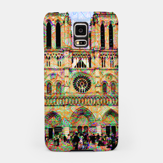 Thumbnail image of notre dame Samsung Case, Live Heroes