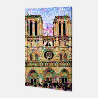 Thumbnail image of notre dame Canvas, Live Heroes