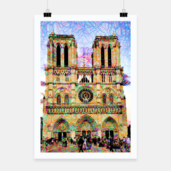 Thumbnail image of notre dame Poster, Live Heroes