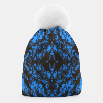 Thumbnail image of Faces Beanie, Live Heroes