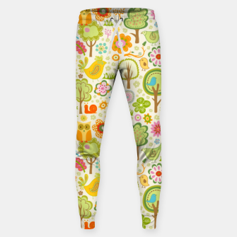 Thumbnail image of Birds, Trees and a Snail Sweatpants, Live Heroes
