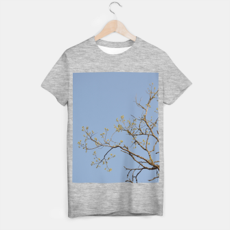 Miniatur Spring branches T-shirt regular, Live Heroes