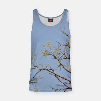 Miniatur Spring branches Tank Top, Live Heroes