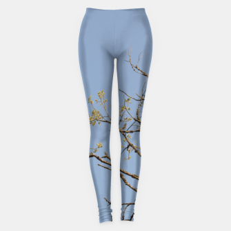 Miniatur Spring branches Leggings, Live Heroes