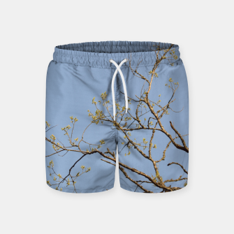 Miniatur Spring branches Swim Shorts, Live Heroes
