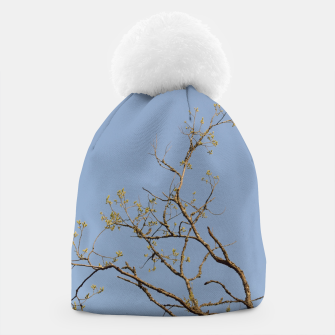 Miniatur Spring branches Beanie, Live Heroes