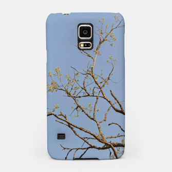 Miniatur Spring branches Samsung Case, Live Heroes