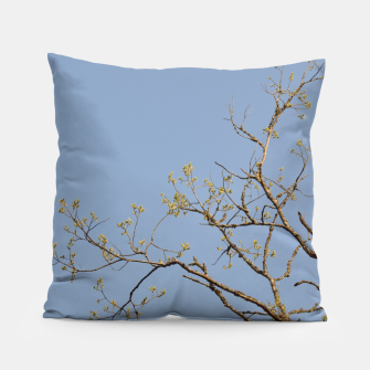 Miniatur Spring branches Pillow, Live Heroes