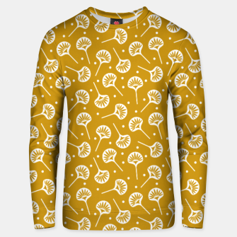 Thumbnail image of Floral Fan | Daisy Flowers Pattern Design Unisex sweater, Live Heroes