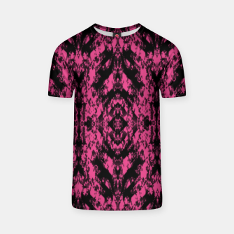 Thumbnail image of Pink faces Camiseta, Live Heroes