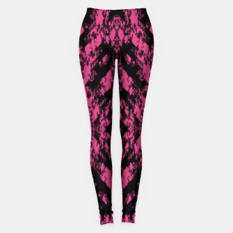 Miniatur Pink faces Leggings, Live Heroes