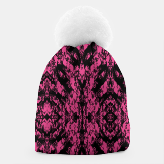 Thumbnail image of Pink faces Gorro, Live Heroes