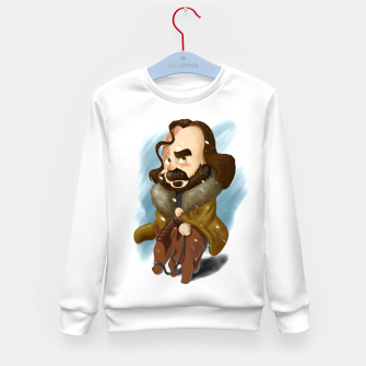 Thumbnail image of Sandor Kid's sweater, Live Heroes