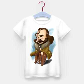 Thumbnail image of Sandor Kid's t-shirt, Live Heroes