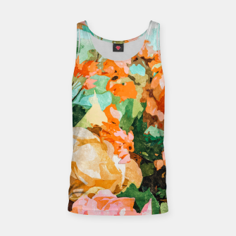 Thumbnail image of Blush Garden Tank Top, Live Heroes
