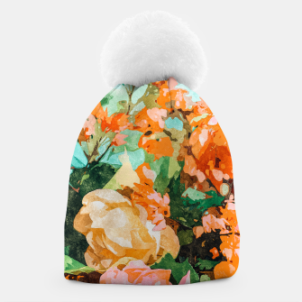 Thumbnail image of Blush Garden Beanie, Live Heroes