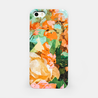 Thumbnail image of Blush Garden iPhone Case, Live Heroes