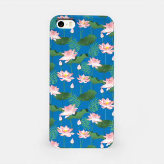 Thumbnail image of Lotus Love iPhone Case, Live Heroes