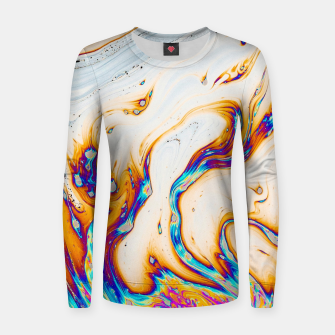 Thumbnail image of Marble & Fire Women sweater, Live Heroes