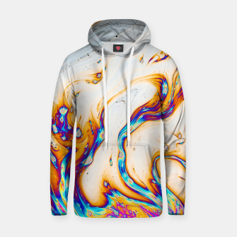 Thumbnail image of Marble & Fire Hoodie, Live Heroes