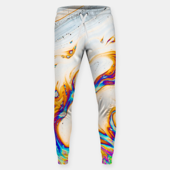 Thumbnail image of Marble & Fire Sweatpants, Live Heroes