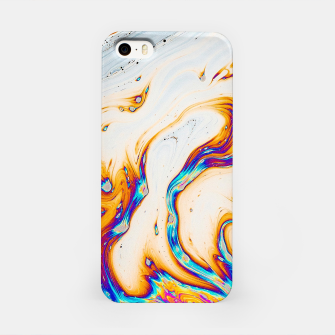 Thumbnail image of Marble & Fire iPhone Case, Live Heroes