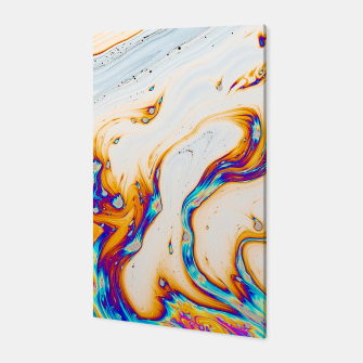 Thumbnail image of Marble & Fire Canvas, Live Heroes