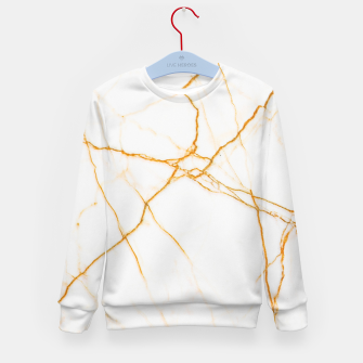 Thumbnail image of Gold and Marble Kid's sweater, Live Heroes