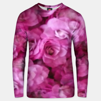 Miniaturka happy florals  giving  peace and great feelings Unisex sweater, Live Heroes