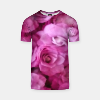 Miniaturka happy florals  giving  peace and great feelings T-shirt, Live Heroes