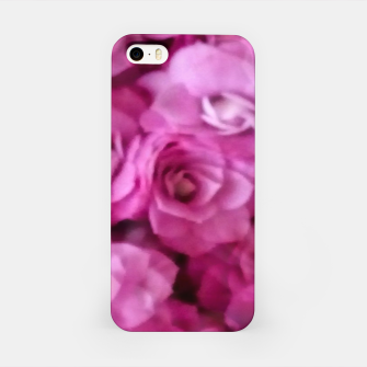 Thumbnail image of happy florals  giving  peace and great feelings iPhone Case, Live Heroes