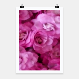 Thumbnail image of happy florals  giving  peace and great feelings Poster, Live Heroes