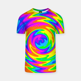 Thumbnail image of Boomba Spiral Tie-Dye T-shirt, Live Heroes