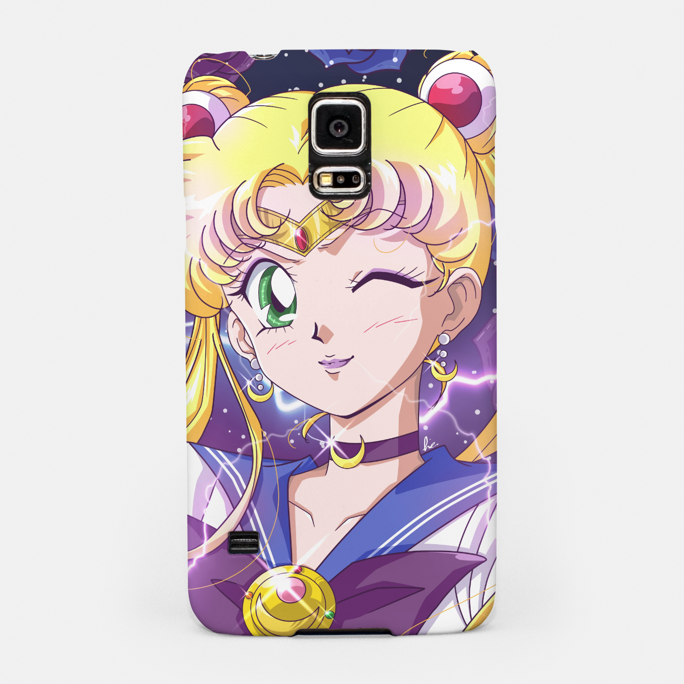 Zdjęcie Imposter Sailor Moon Samsung Case - Live Heroes